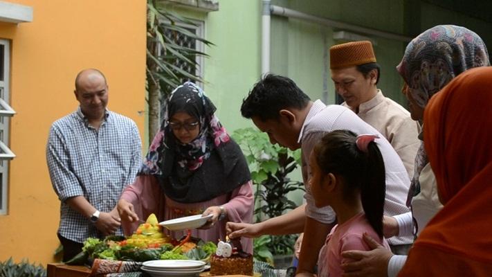 Halal bihalal Yayasan PHI 6 Juli 2017 (3)