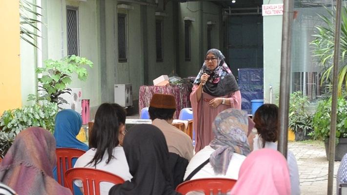 Halal bihalal Yayasan PHI 6 Juli 2017 (7)