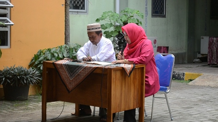 Halal bihalal Yayasan PHI 6 Juli 2017 (9)