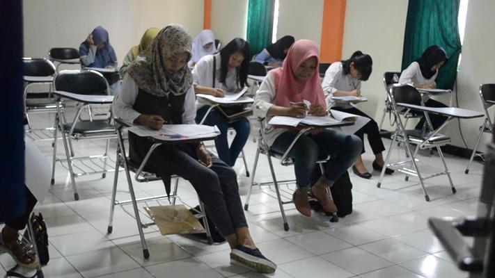 Ujian Masuk STIKes PHI Program Studi S1 Kesmas dan D3 Keperawatan