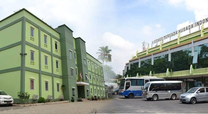 Gedung STIKes Persada Husada Indonesia