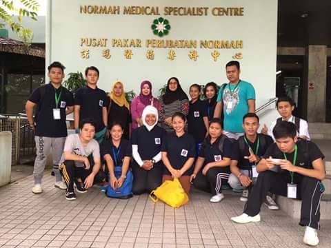 Stikes PHI Berangkatkan Mahasiswa ke Malaysia