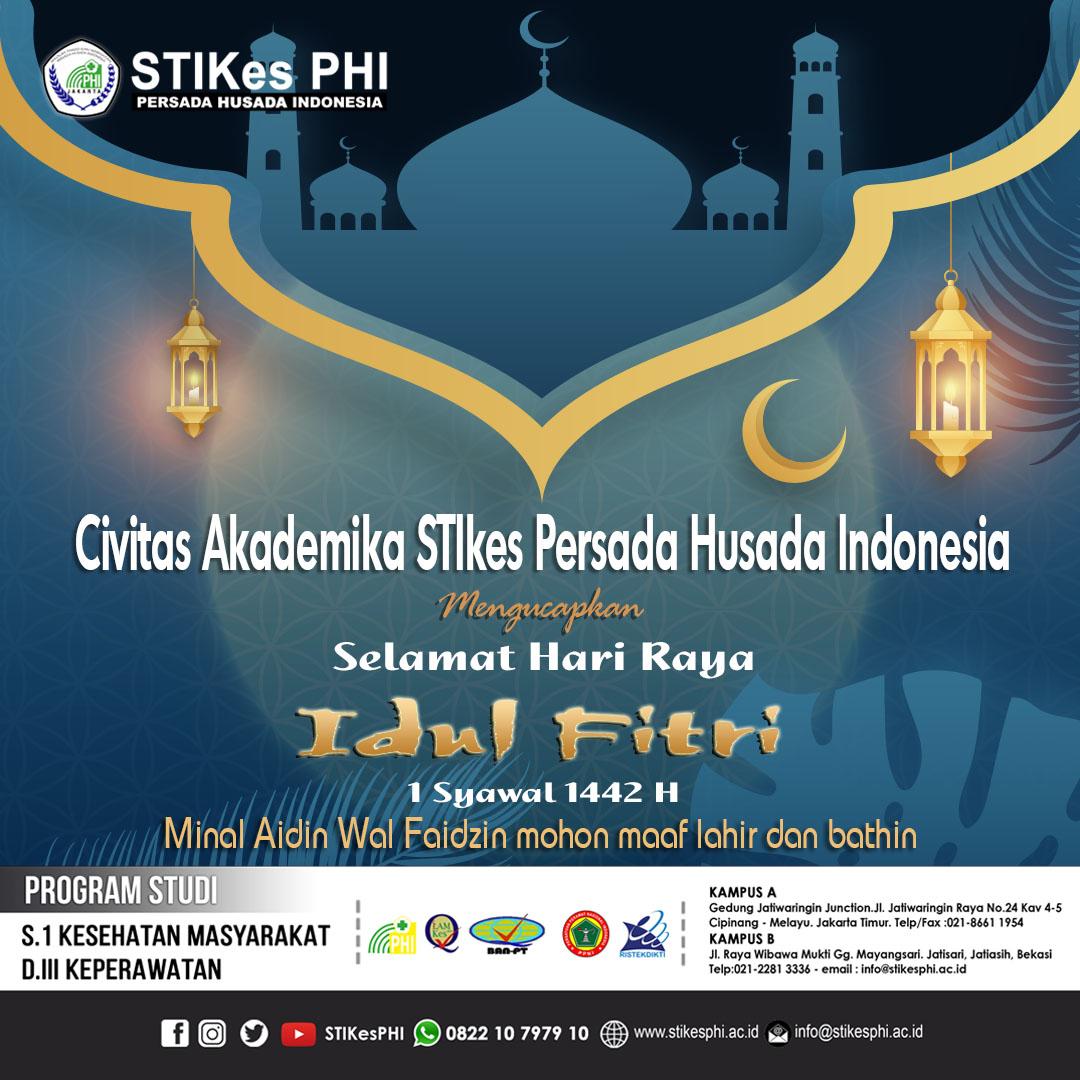 Selamat Hari Raya Idul Fitri, 1 Syawal 1442 H